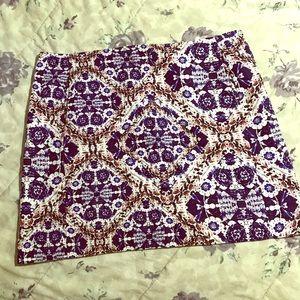 Plus Size Pattern Skirt